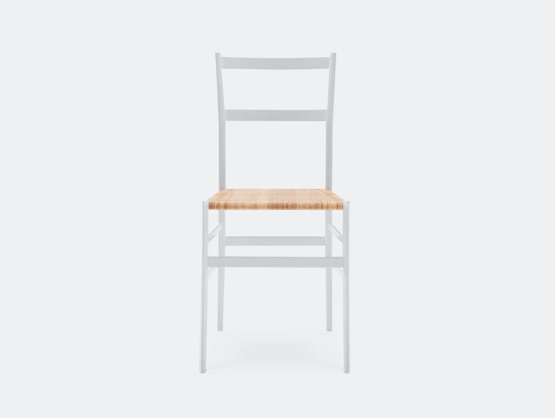 Cassina Superleggera Chair White Ash Gio Ponti