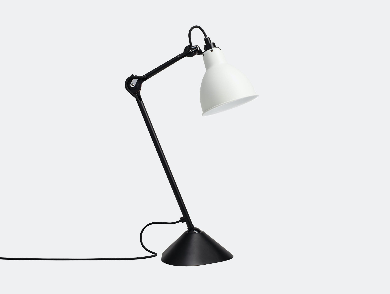 Dcw Lampe Gras No 205 Table Lamp White Bernard Albin Gras