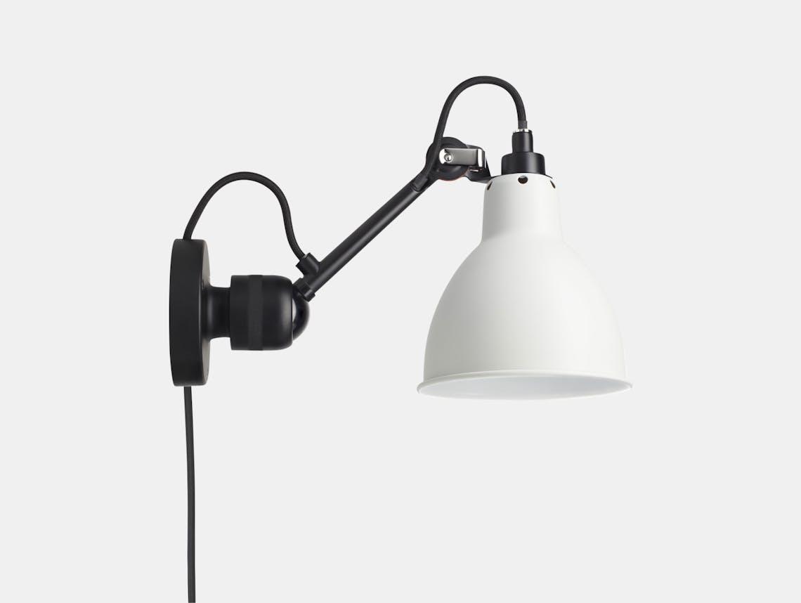 Dcw Lampe Gras No 304 Wall Lamp White Bernard Albin Gras