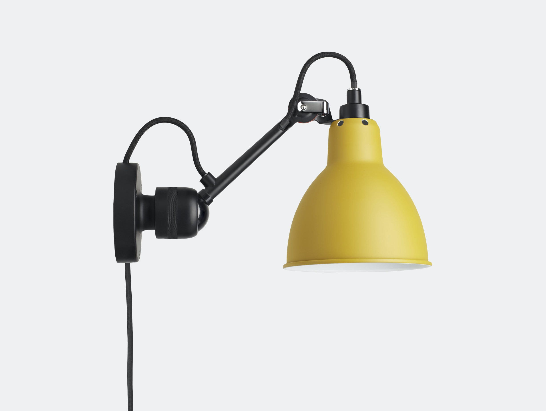 Dcw Lampe Gras No 304 Wall Lamp Yellow Bernard Albin Gras