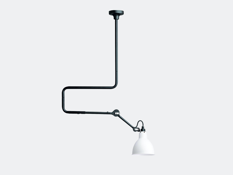Dcw Lampe Gras No 312 Ceiling Lamp White Bernard Albin Gras