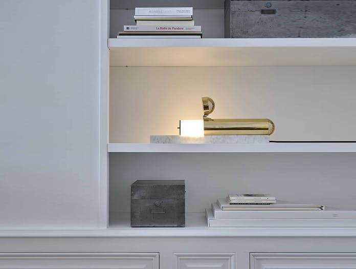 Dcw Isp Table Lamp White Marble 3 Ilia Potemine