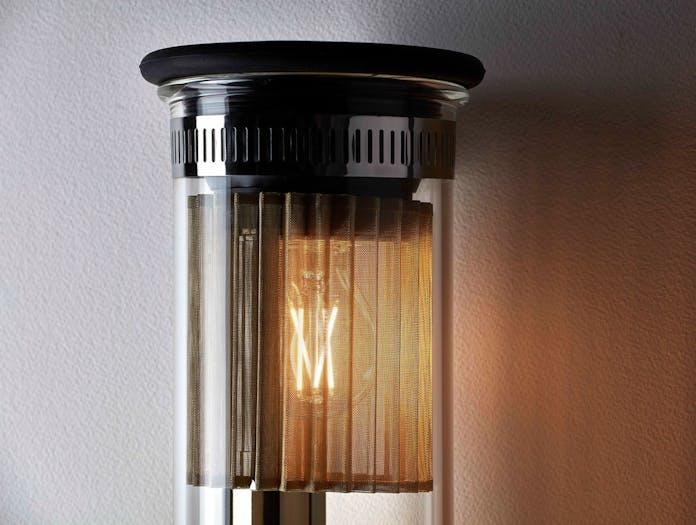 Dcw Itt 100 500 Wall Lamp Gold Detail 1 Dominique Perrault Gaelle Lauriot Prevost