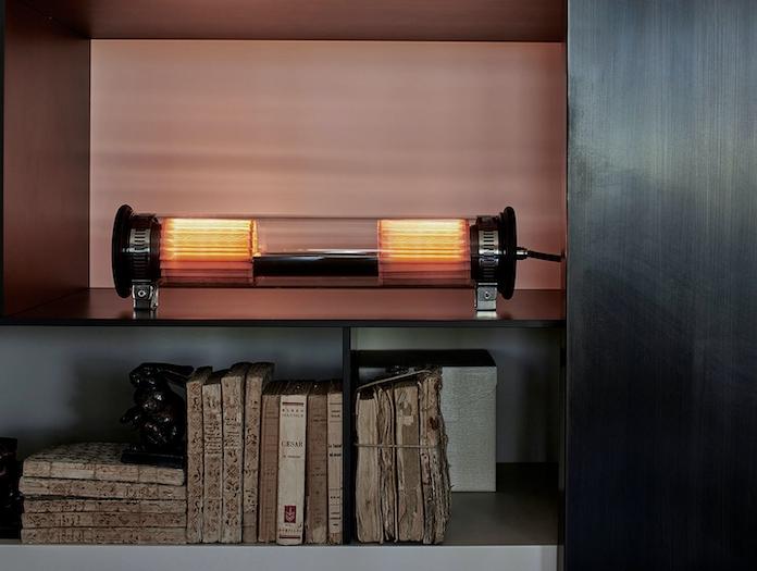 Dcw Itt 100 500 Wall Lamp Silver Copper Dominique Perrault Gaelle Lauriot Prevost