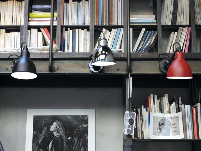 Dcw Lampe Gras No 304 Wall Lamps Bernard Albin Gras