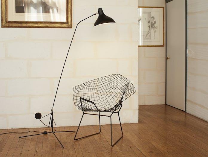 Dcw Mantis Bs1 Floor Lamp 4 Bernard Schottlander
