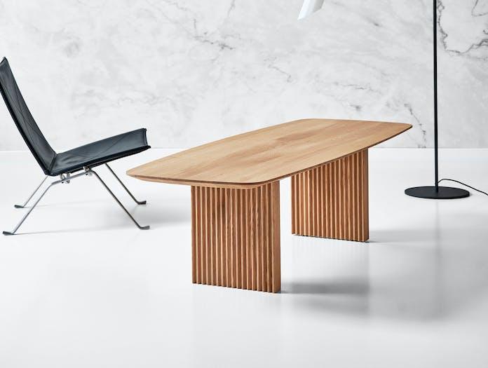 Dk3 ten coffee table soap oak story