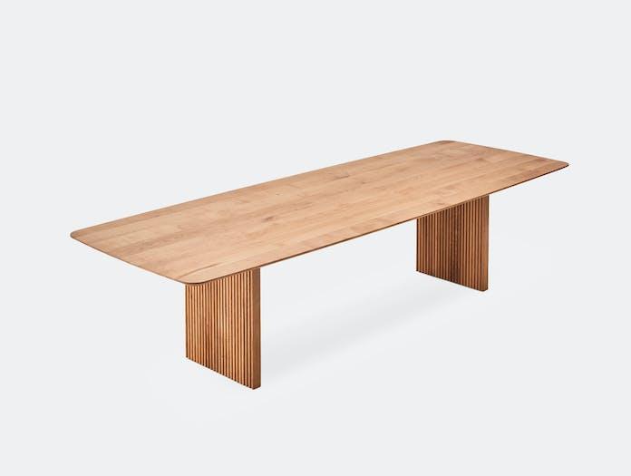 Dk3 ten table rectangle wild oak 02