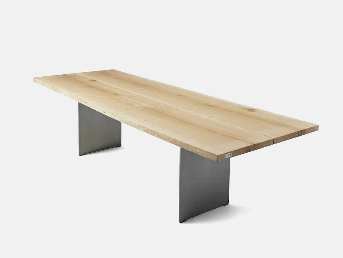 Dk3 tree table oil oak