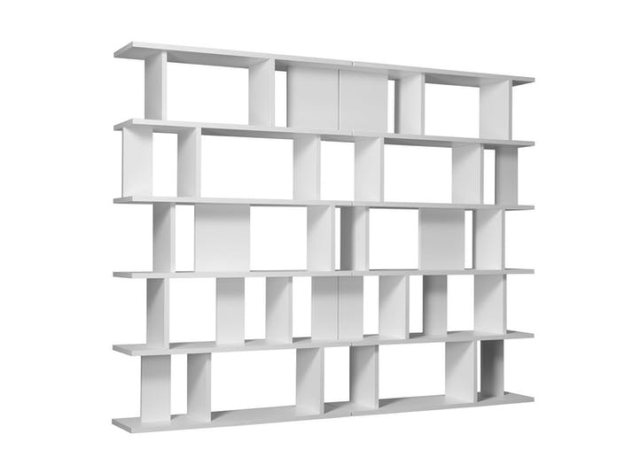 E15 Arie Shelves white high x2 Arik Levy