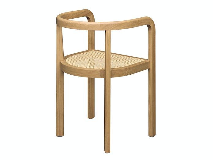 E15 RH01 STUTTGART chair back Richard Herre CO 07