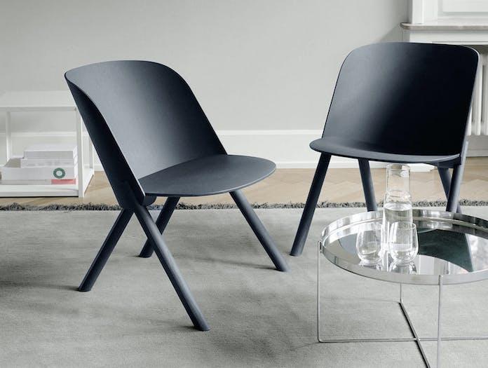 E15 that lounge chair navy pair stefan diez