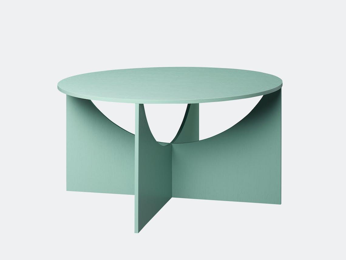 E15 Charlotte Coffee Table Mint Ferdinand Kramer