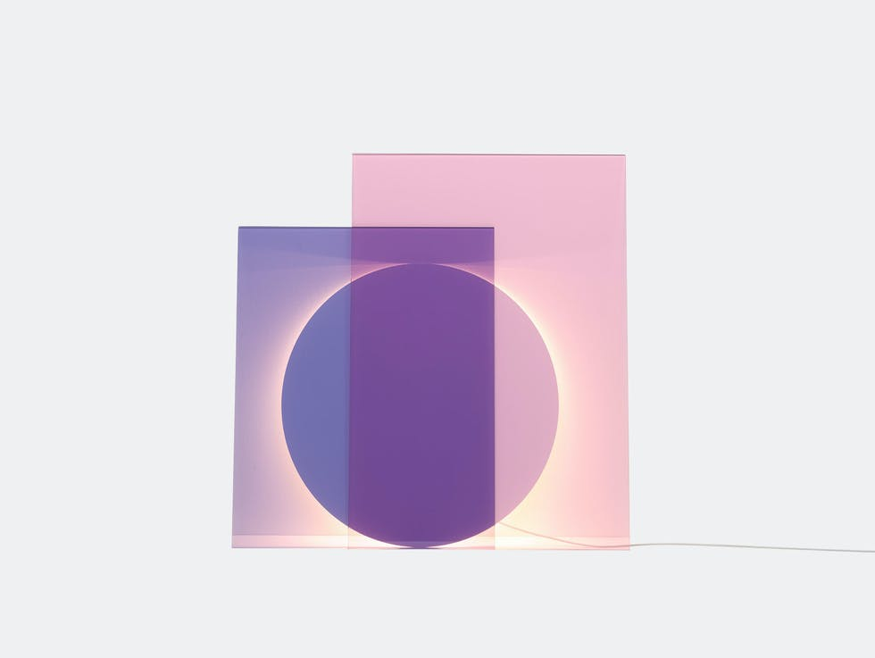 Colour Floor Light image