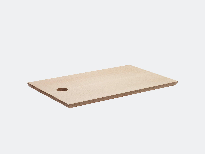 E15 Cut Cutting Board Rectangular Oak Philipp Mainzer