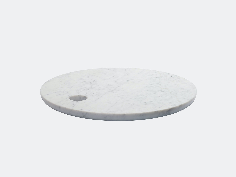 E15 Cut Cutting Board Round Marble Philipp Mainzer