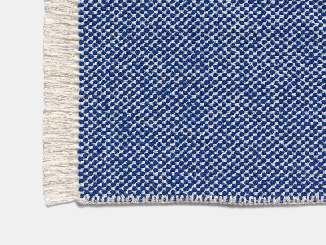 E15 Dotto Blanket Blue