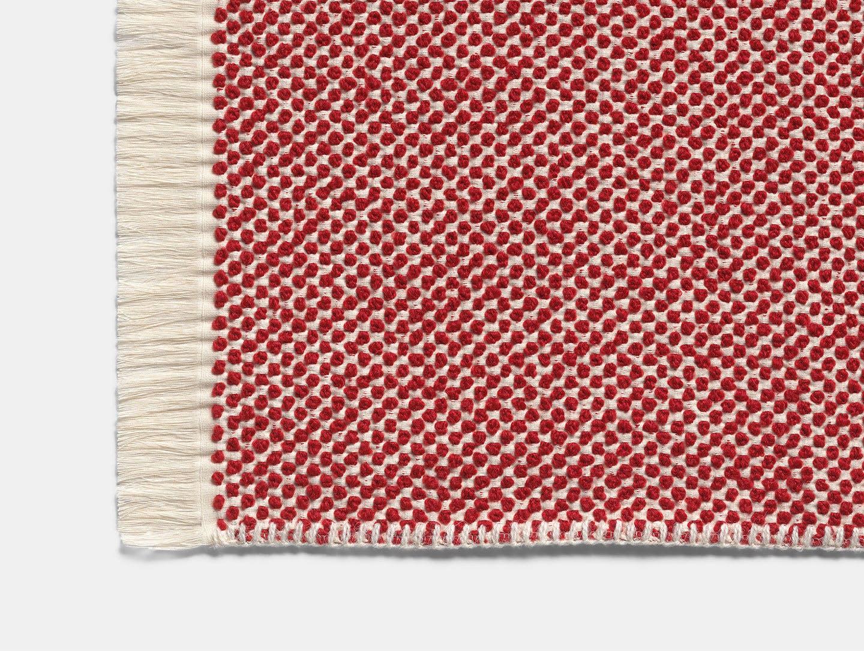 E15 Dotto Blanket Red