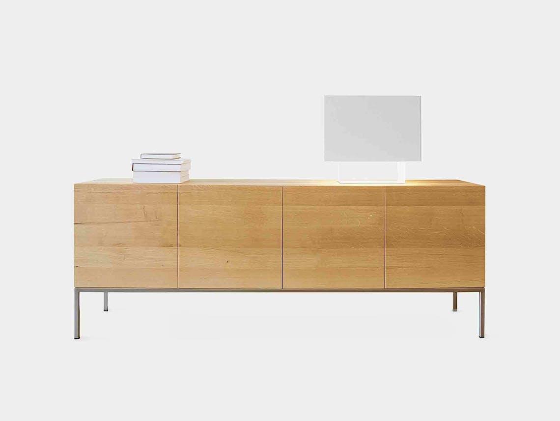 E15 Farah Sideboard Oak Philipp Mainzer
