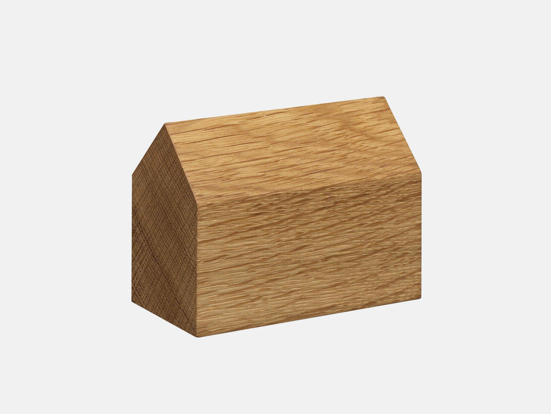Haus Paperweight - Wood image