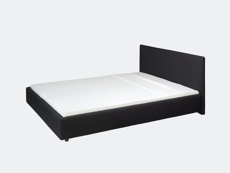 E15 Pardis Bed Black Philipp Mainzer