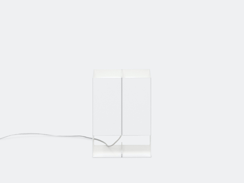 E15 Seam Two Table Light Mini White Mark Holmes