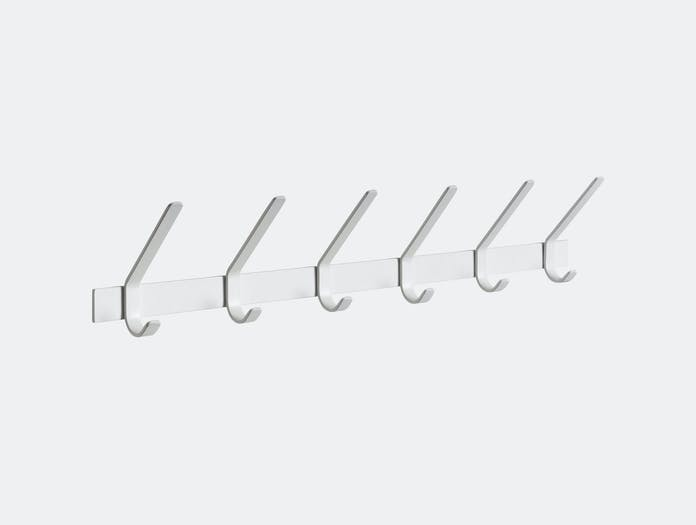E15 Uni Coat Rack 6 Hook White Ferdinand Kramer