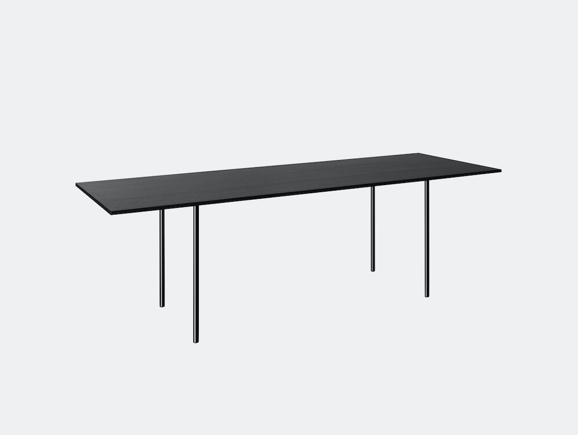 E15 Anton Table Black Philipp Mainzer