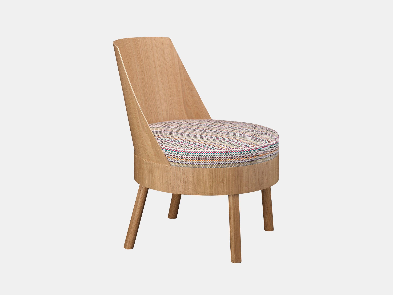 E15 Bessy Lounge Chair Stefan Diez
