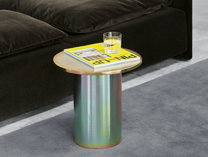E15 enoki metal side table lifestyle 2