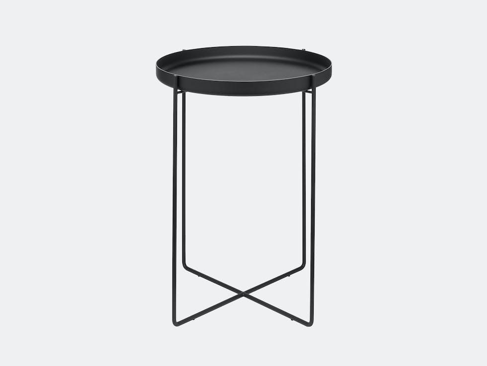 Habibi Jet Black Side Table image