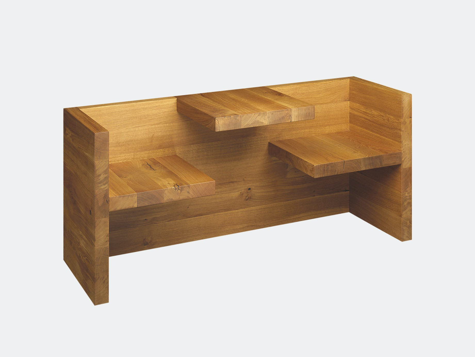 E15 Tafel Bench Oak Hans De Pelsmacker