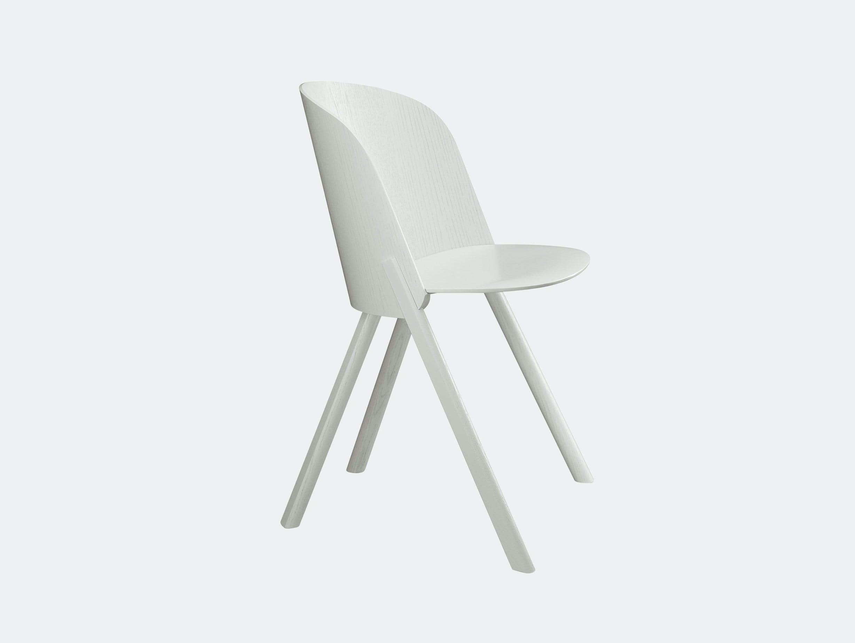 E15 This Chair White Stefan Diez
