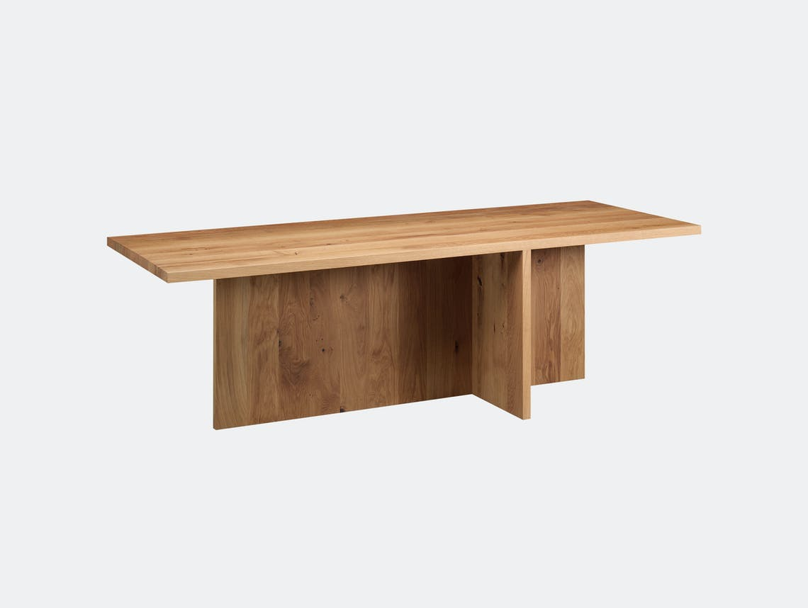E15 Zehn Table Oak Philipp Mainzer