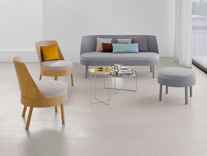 E15 Bess Sofa Bessy Lounge Chair Stefan Diez