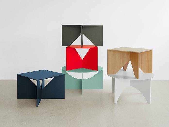 E15 Charlotte Calvert Side Tables
