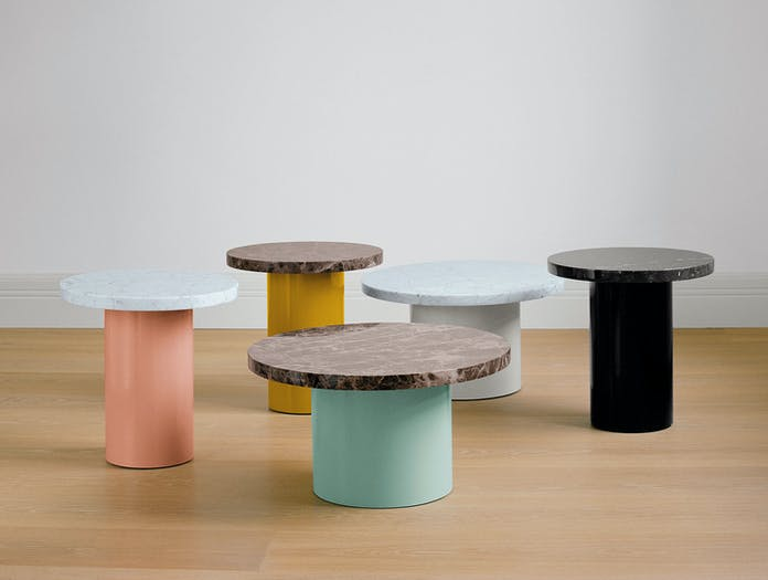 E15 Enoki Side Table Group Philipp Mainzer