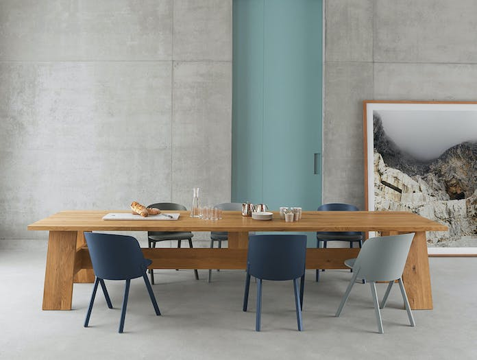 E15 Fayland Table Oak This David Chipperfield