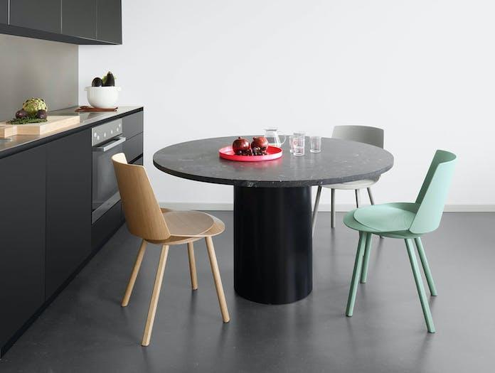 E15 Hiroki Table Black Marble Kitchen Philipp Mainzer