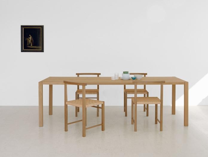 E15 Karnak Chair Oak Leather Sloane 2 Ferdinand Kramer