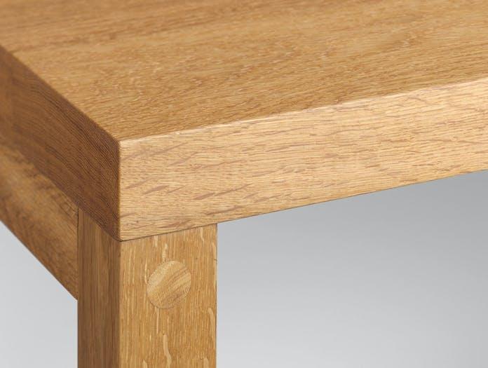 E15 Platz Table Oak Top Detail Jorg Schellmann 1