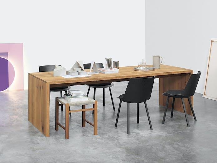 E15 Ponte Table Oak Philipp Mainzer