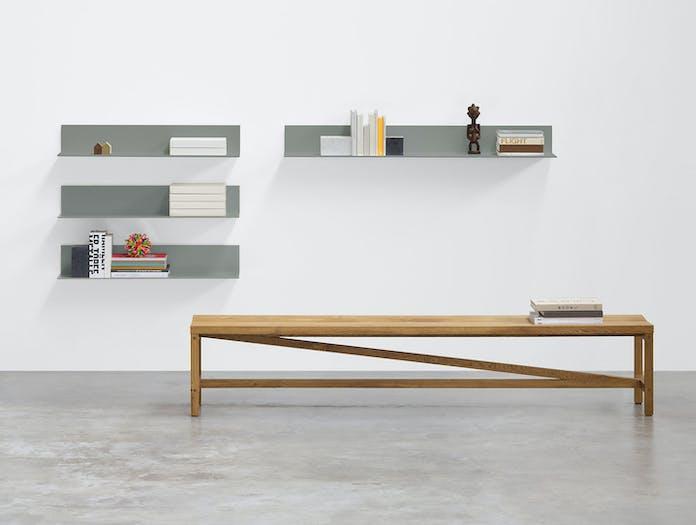 E15 Profil Shelf Group Grey Jorg Schellmann
