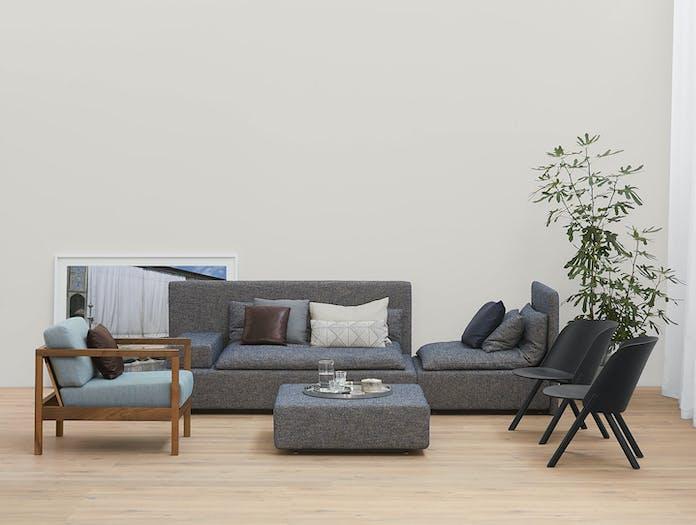 E15 That Lounge Chair Stefan Diez