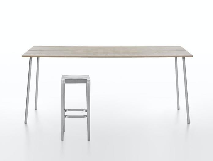 Emeco run high table kim colin sam hecht