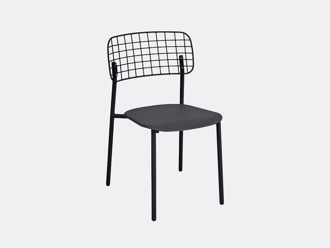 Emu Lyze Chair Black Florent Coirier