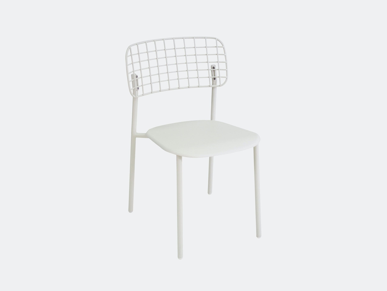 Emu Lyze Chair White Florent Coirier