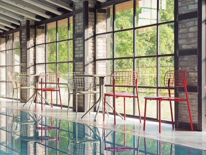 Emu Lyze Outdoor Chairs Pool
