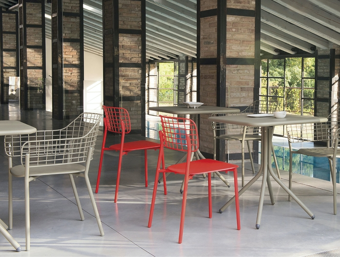 Emu Lyze Outdoor Chairs Terrace
