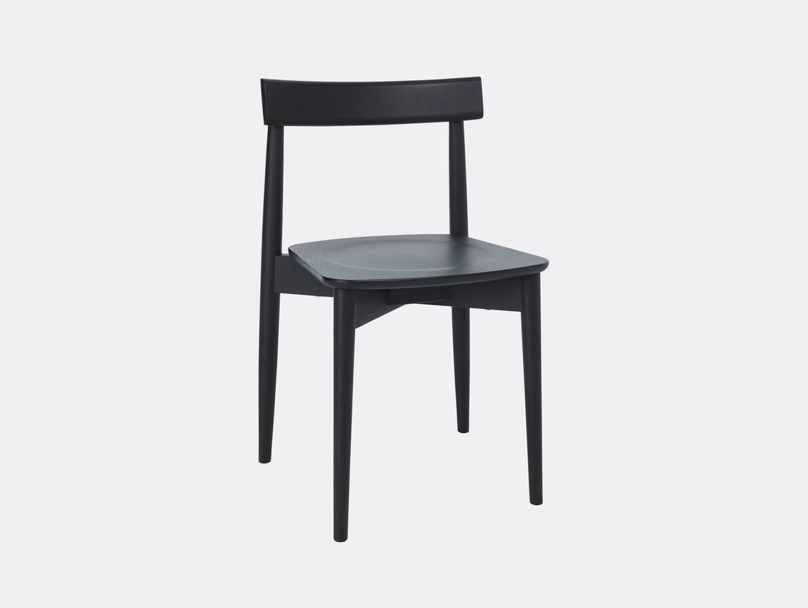 Ercol Lara Chair Black